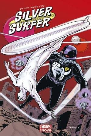 Silver Surfer T.2