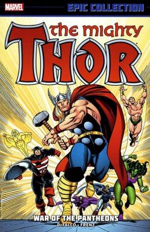 Thor édition (SÉRIE Thor Epic Collection)