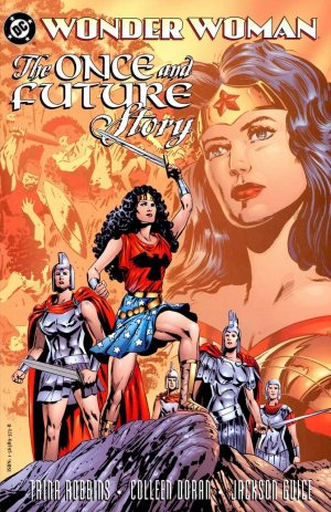 Wonder Woman - The Once and Future Story édition TPB (softcover)