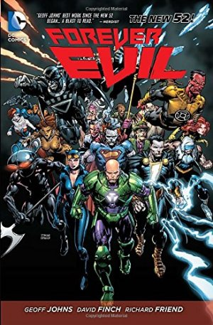 Forever Evil édition TPB softcover (souple)