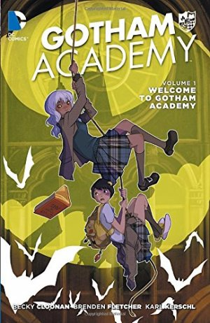 Gotham Academy édition TPB softcover (souple) - Issues V1