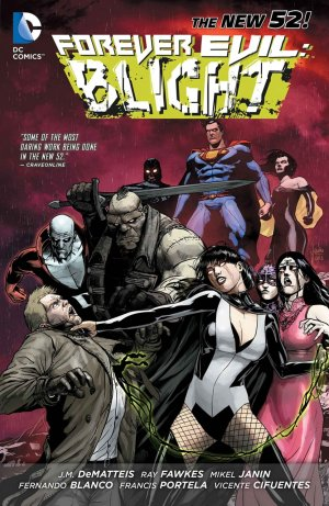 Forever Evil - Blight édition TPB softcover (souple)