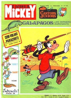 Le journal de Mickey 1128
