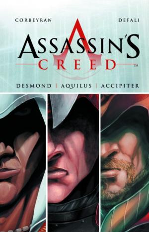 Assassin's creed 1 - The Ankh of Isis trilogy