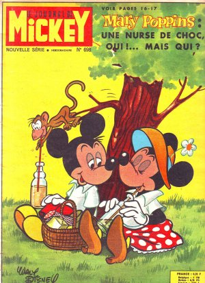 Le journal de Mickey 698