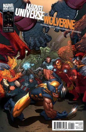 Wolverine - Marvel Universe Vs Wolverine édition Issues