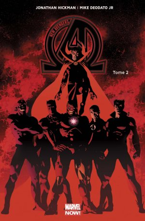 New Avengers # 2 TPB Hardcover - Marvel Now! - Issues V3