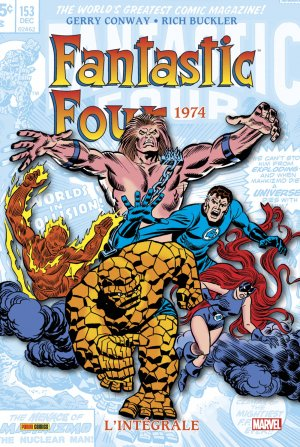 Fantastic Four # 1974