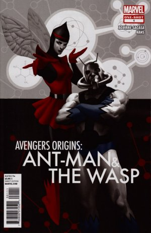 Avengers Origins - Ant-Man & the Wasp # 1 Issues
