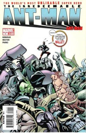 Ant-Man - L'Incorrigible Homme-Fourmi édition Issues (2006 - 2007)