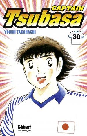 couverture, jaquette Captain Tsubasa 30 Réédition Française (Glénat Manga)