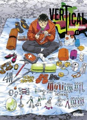 couverture, jaquette Vertical 11  (Glénat Manga)