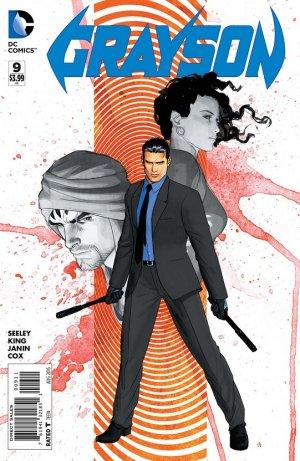 Grayson # 9 Issues V1 (2014 - 2016)