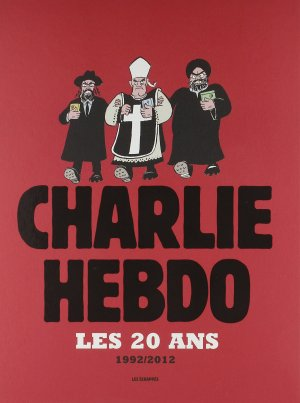 Charlie Hebdo - les 20 ans édition Deluxe