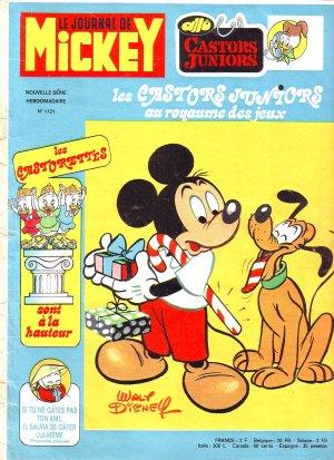 Le journal de Mickey 1121