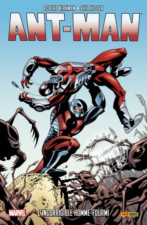 Ant-Man - L'Incorrigible Homme-Fourmi édition TPB Softcover - Marvel Monster