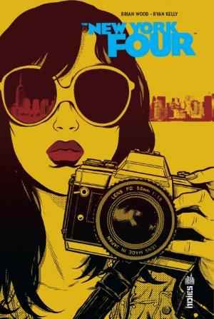 New York Four édition TPB hardcover (cartonnée)