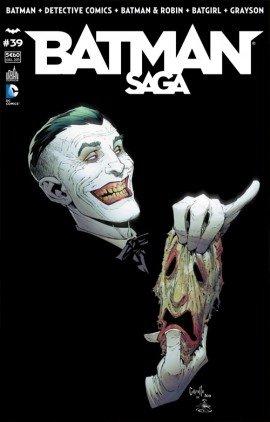 Batman & Robin # 39 Kiosque mensuel (2012 - 2016)