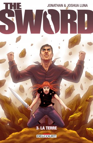 The Sword # 3 TPB hardcover (cartonnée) (2014 - 2015)