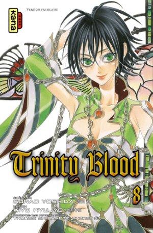 couverture, jaquette Trinity Blood 8  (kana) Manga