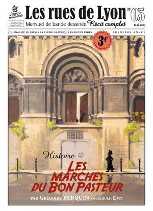 Les rues de Lyon # 5