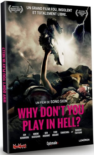 Why don't you play in hell? édition Simple