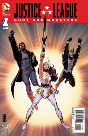Justice League : Gods and Monsters édition Issues