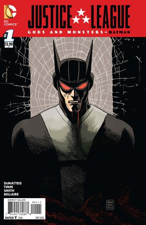 Justice League : Gods and Monsters - Batman édition Issues
