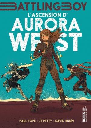 Battling boy - L'ascension d'Aurora West édition TPB softcover (souple)