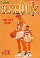 couverture, jaquette Slam Dunk 11  (kana)