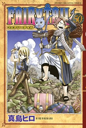 Fairy Tail # 50