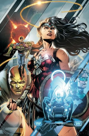 Justice League # 42 Issues V2 - New 52 (2011 - 2016)