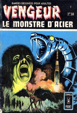 Vengeur 1 - Le monstre d'acier
