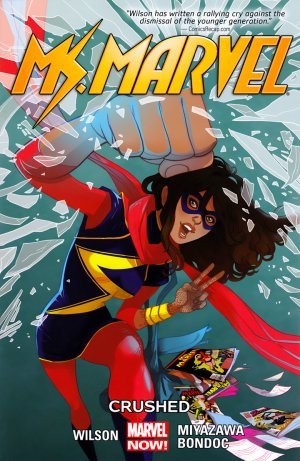 Ms. Marvel # 3 TPB Softcover - Issues V3 (2014 - 2016)