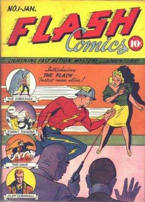 Flash Comics # 1 Issues V1 (1940 - 1949)