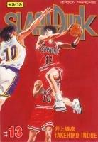 couverture, jaquette Slam Dunk 13  (kana)