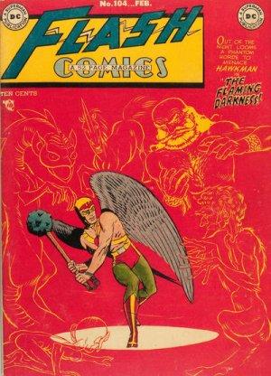 Flash Comics # 104 Issues V1 (1940 - 1949)