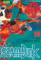 couverture, jaquette Slam Dunk 14  (kana)