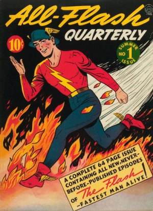 All-Flash édition Issues V1 (1941 - 1947)