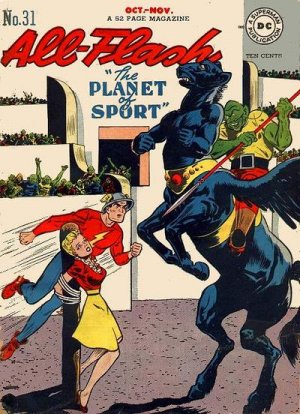 All-Flash # 31 Issues V1 (1941 - 1947)