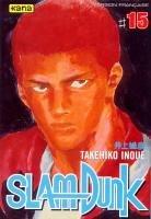 couverture, jaquette Slam Dunk 15  (kana)