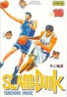 couverture, jaquette Slam Dunk 16  (kana)