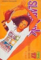 couverture, jaquette Slam Dunk 17  (kana)