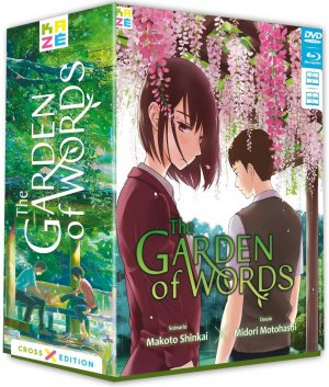 The Garden of Words édition Cross Édition