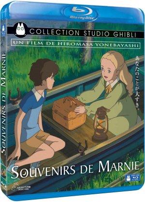 Souvenirs de Marnie édition Blu-ray