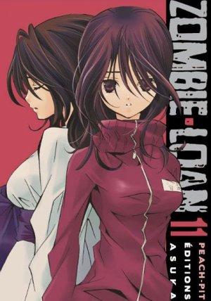 couverture, jaquette Zombie Loan 11  (kazé manga)