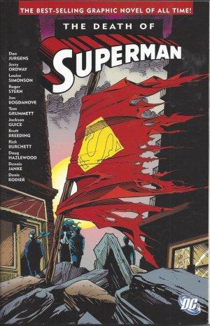 La Mort de Superman édition Simple