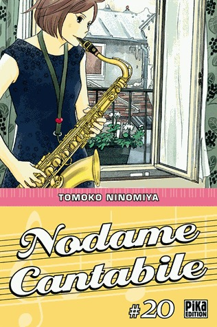 couverture, jaquette Nodame Cantabile 20  (Pika) Manga
