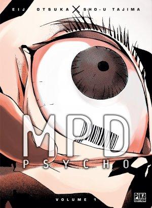 MPD Psycho édition Edition couleurs