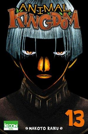 couverture, jaquette Animal Kingdom 13  (Ki-oon)